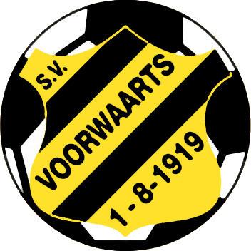 Escudo de S.V. VOORWAARTS (SURINAM)