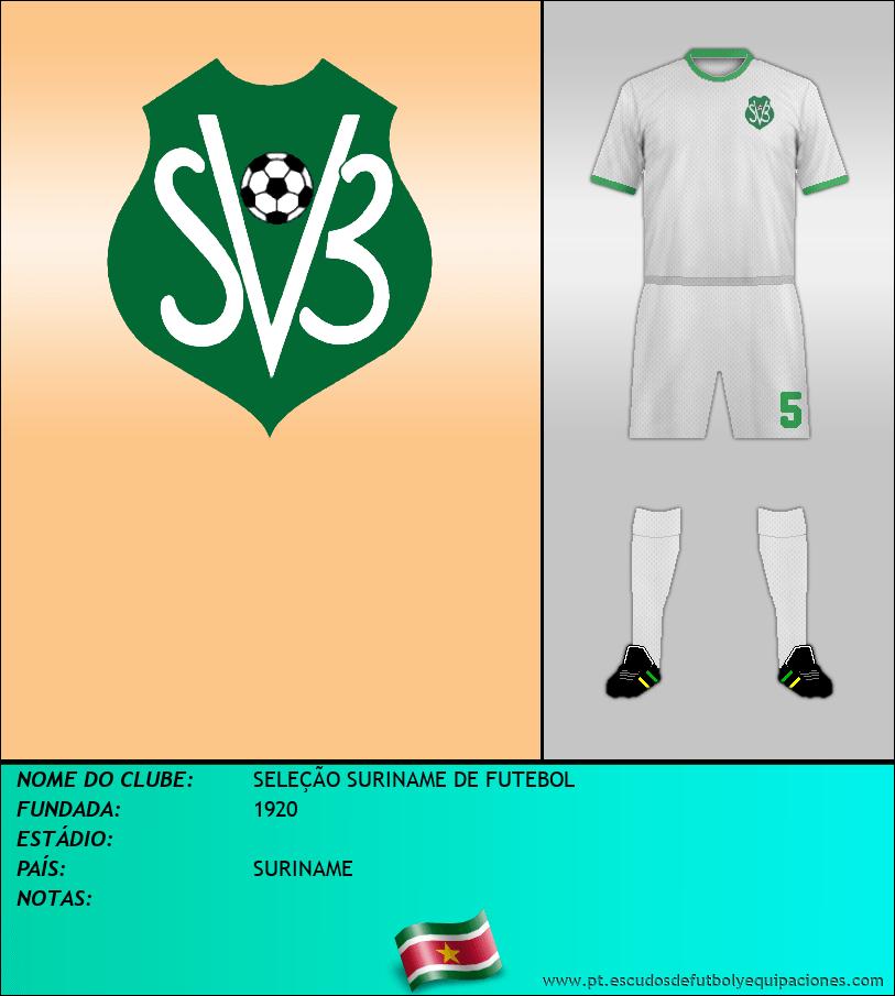 Escudo de SELEÇÃO  DE FUTEBOL