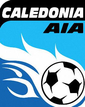 Escudo de CALEDONIA AIA F.C. (TRINIDAD Y TOBAGO)
