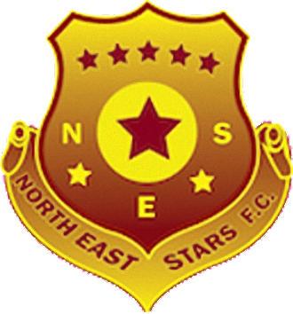 Escudo de NORTH EAST STARS F.C. (TRINIDAD Y TOBAGO)
