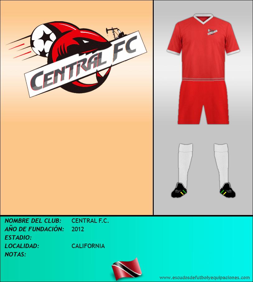 Escudo de CENTRAL F.C.