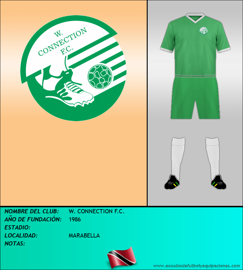 Escudo de W. CONNECTION F.C.