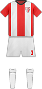 Equipación INSTITUTO ATLÉTICO CENTRAL CORDOBA