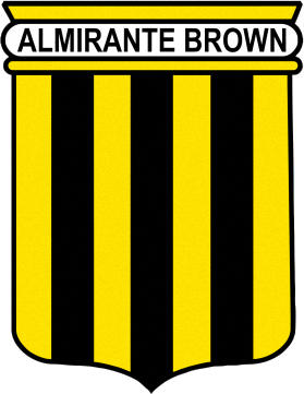 Escudo de C. ALMIRANTE BROWN (ARGENTINA)