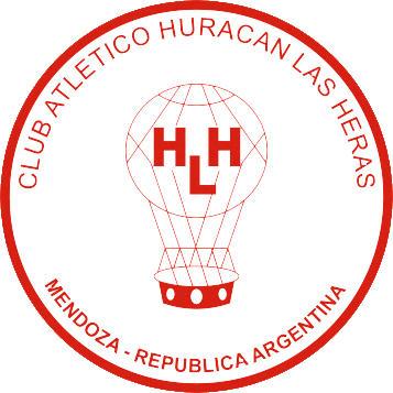 Escudo de C. ATLÉTICO HURACÁN LAS HERAS (ARGENTINA)