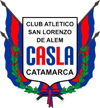 Escudo de C. ATLÉTICO S. LORENZO DE ALEM (ARGENTINA)
