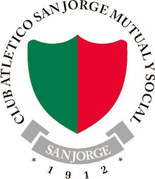 Escudo de C. ATLÉTICO SAN JORGE M. Y S. (ARGENTINA)