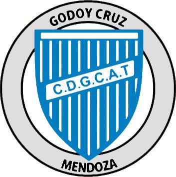 Escudo de C.D. GODOY CRUZ ANTONIO TOMBA (ARGENTINA)