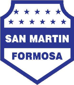 Escudo de C.S. GENERAL SAN MARTIN (ARGENTINA)