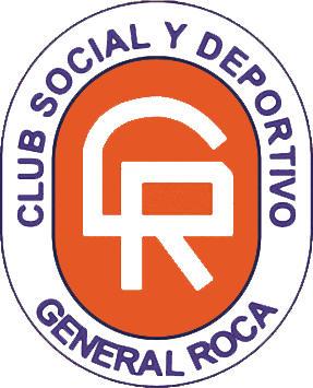 Escudo de C.S. Y D. GENERAL ROCA (ARGENTINA)