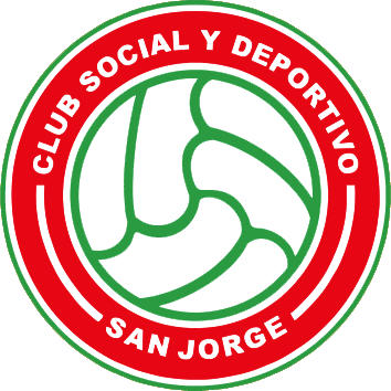 Escudo de C.S. Y D. SAN JORGE (ARGENTINA)