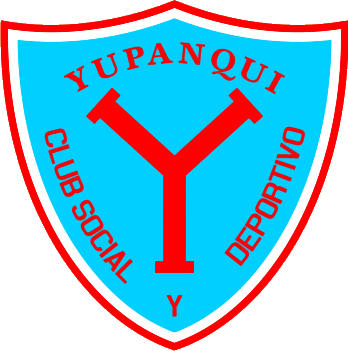 Escudo de C.S.D. YUPANQUI (ARGENTINA)