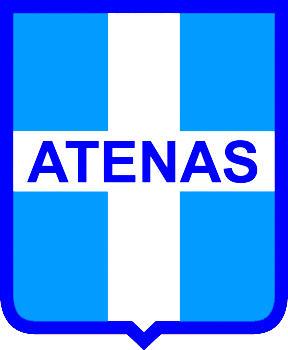 Escudo de CS  BIBLIOTECA ATENAS (ARGENTINA)