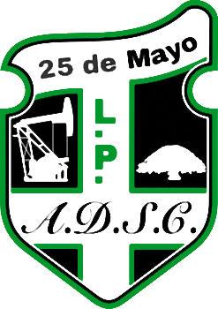 Escudo de CSD 25 MAYO LA PAMPA (ARGENTINA)