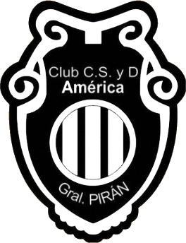 Escudo de CSD AMÉRICA DE GENERAL PIRÁN (ARGENTINA)