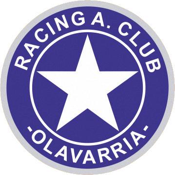 Escudo de RACING AC OLAVARRIA (ARGENTINA)