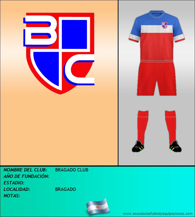 Escudo de BRAGADO CLUB