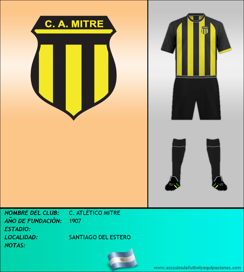 Escudo de C. ATLÉTICO MITRE