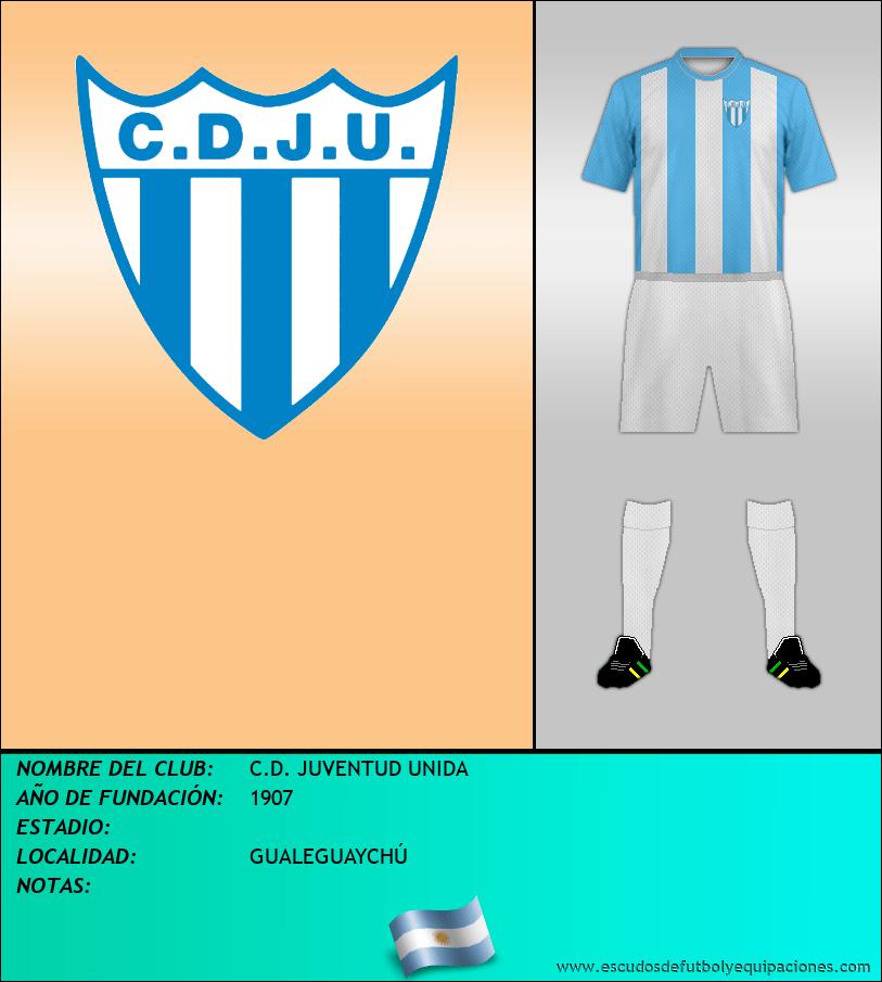 Escudo de C.D. JUVENTUD UNIDA