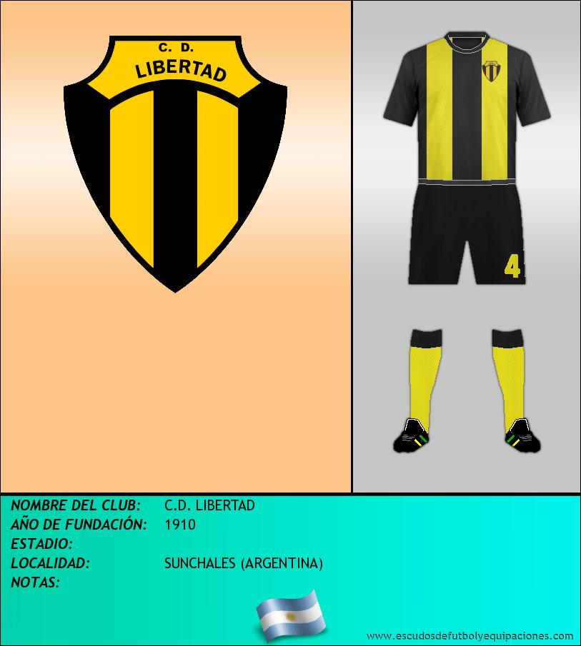 Escudo de C.D. LIBERTAD