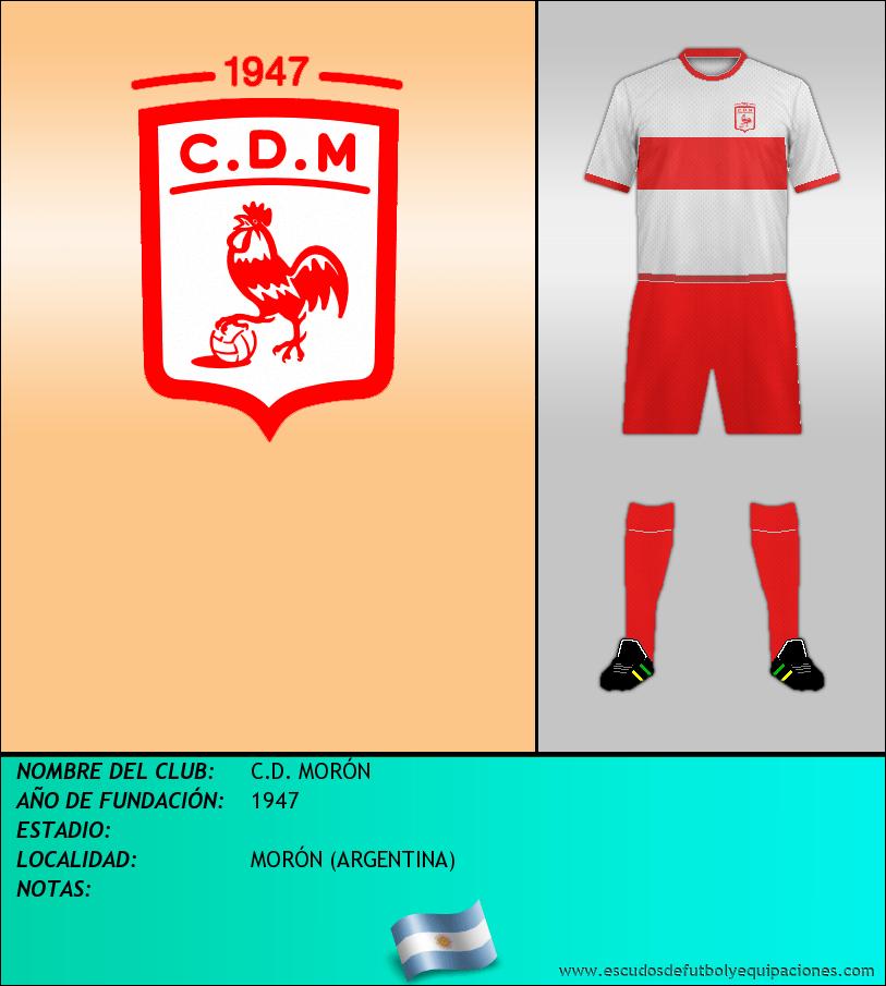 Escudo de C.D. MORÓN