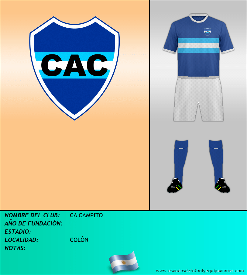 Escudo de CA CAMPITO