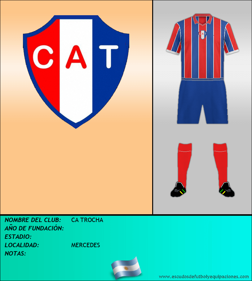 Escudo de CA TROCHA