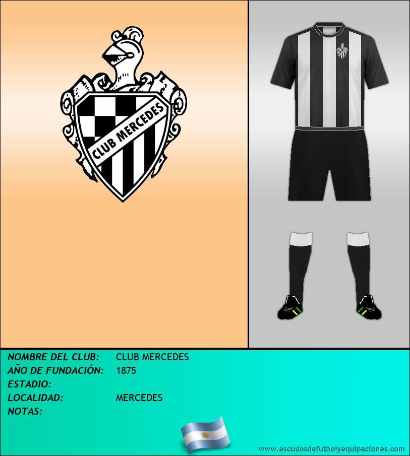 Escudo de CLUB MERCEDES
