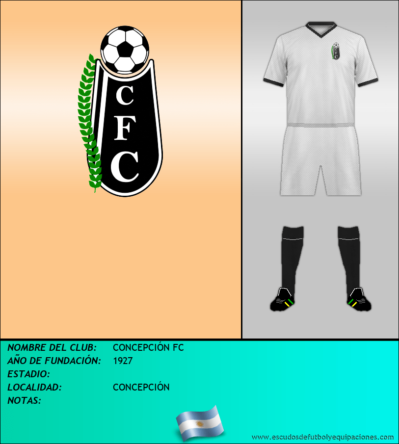 Escudo de CONCEPCIÓN FC