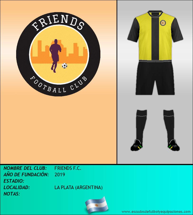 Escudo de FRIENDS F.C.