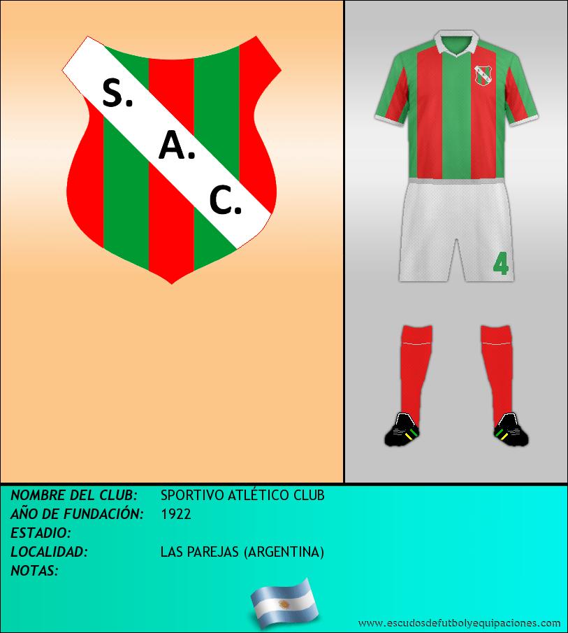 Escudo de SPORTIVO ATLÉTICO CLUB