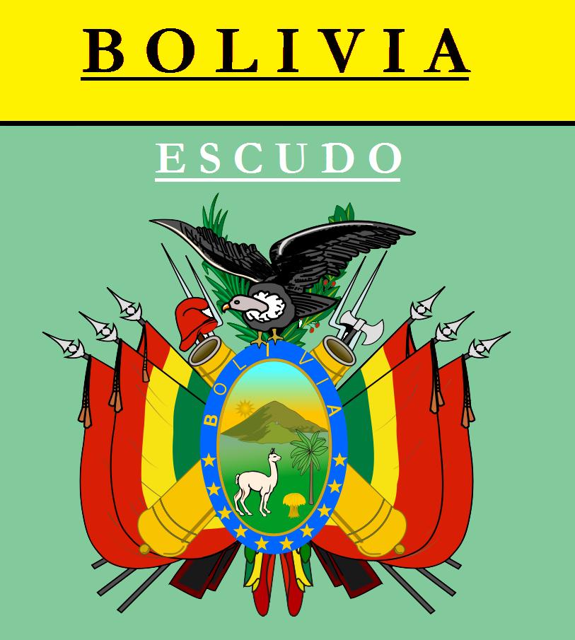 Escudo de ESCUDO DE BOLIVIA