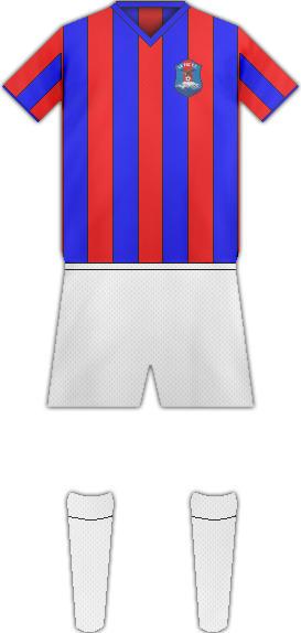 Equipación LA PAZ FC