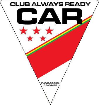 Escudo de C. ALWAYS READY (BOLIVIA)