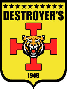 Escudo de C. DESTROYER'S (BOLIVIA)