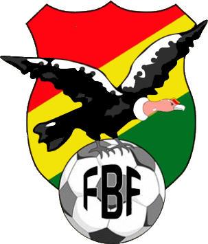 Escudo de SELECCIÓN DE BOLIVIA (BOLIVIA)