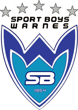Escudo de SPORT BOYS WARNES (BOLIVIA)
