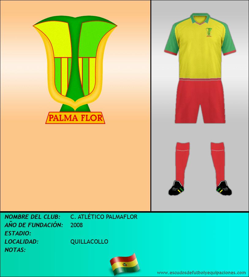 Escudo de C. ATLÉTICO PALMAFLOR