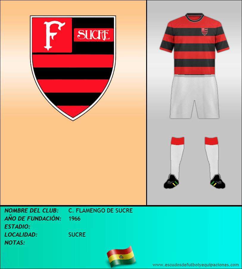 Escudo de C. FLAMENGO DE SUCRE