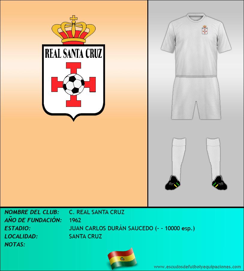 Escudo de C. REAL SANTA CRUZ