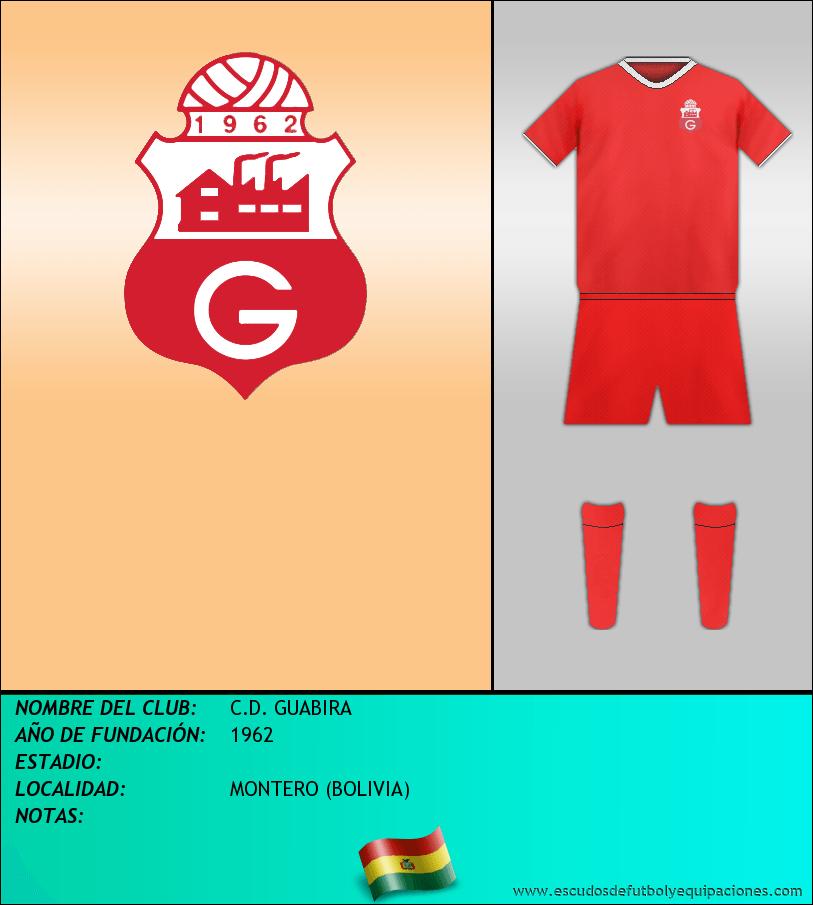 Escudo de C.D. GUABIRA