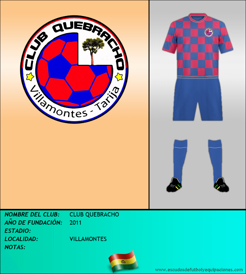 Escudo de CLUB QUEBRACHO
