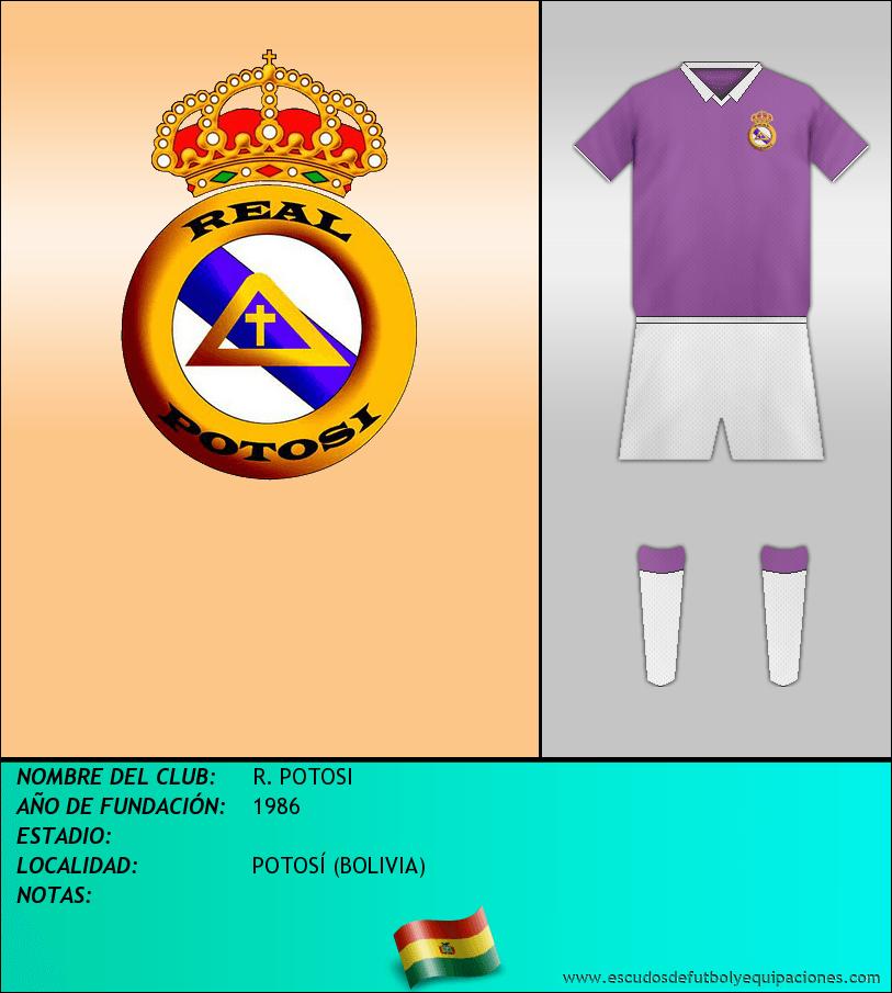 Escudo de R. POTOSI