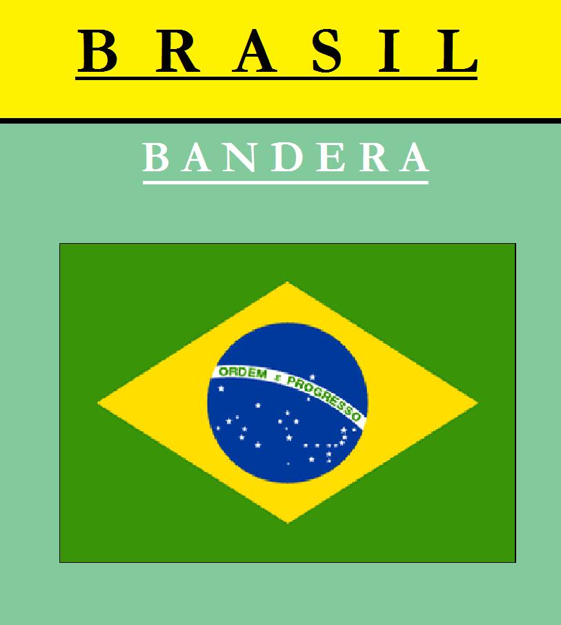 Escudo de BANDERA DE BRASIL