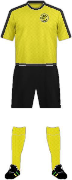 Camiseta F.C. CASCAVEL