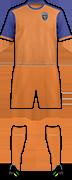Equipación DOZE FC