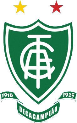 Escudo de AMÉRICA MINEIRO (BRASIL)