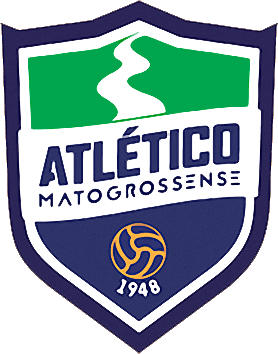 Escudo de ATLÉTICO MATOGROSSENSE (BRASIL)