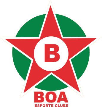 Escudo de BOA E.C. (BRASIL)