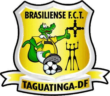 Escudo de BRASILIENSE F.C.T. (BRASIL)